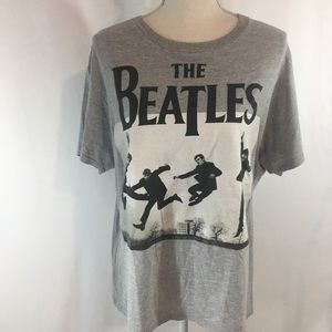 The Beatles band tee